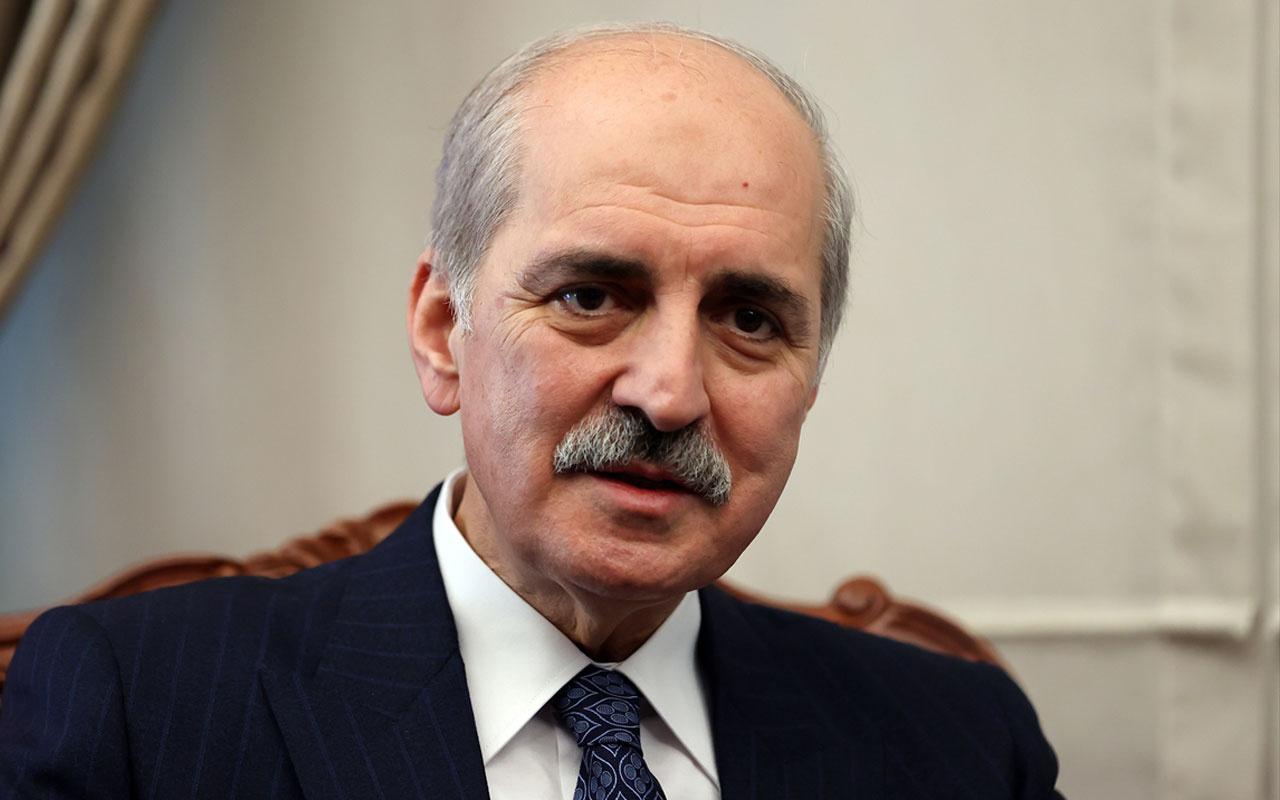 AK Parti Genel Başkanvekili Kurtulmuş, Halepçe katliamında vefat edenleri andı