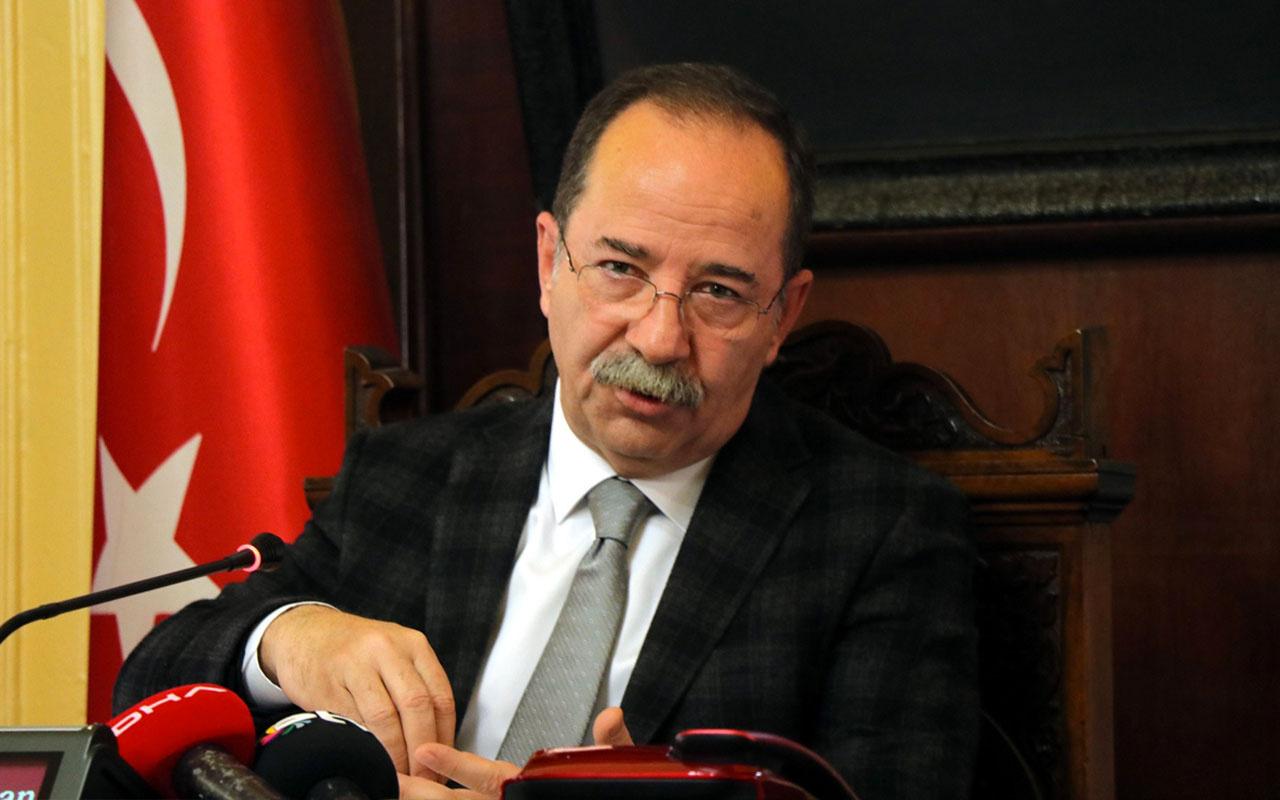 Edirne Belediye Başkanı Gürkan: Darbeye kadeh kaldıran da FETÖ'ye kucak açan da şerefsizdir