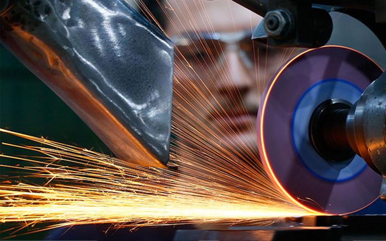 Sanayi üretim endeksi yüzde 40 arttı