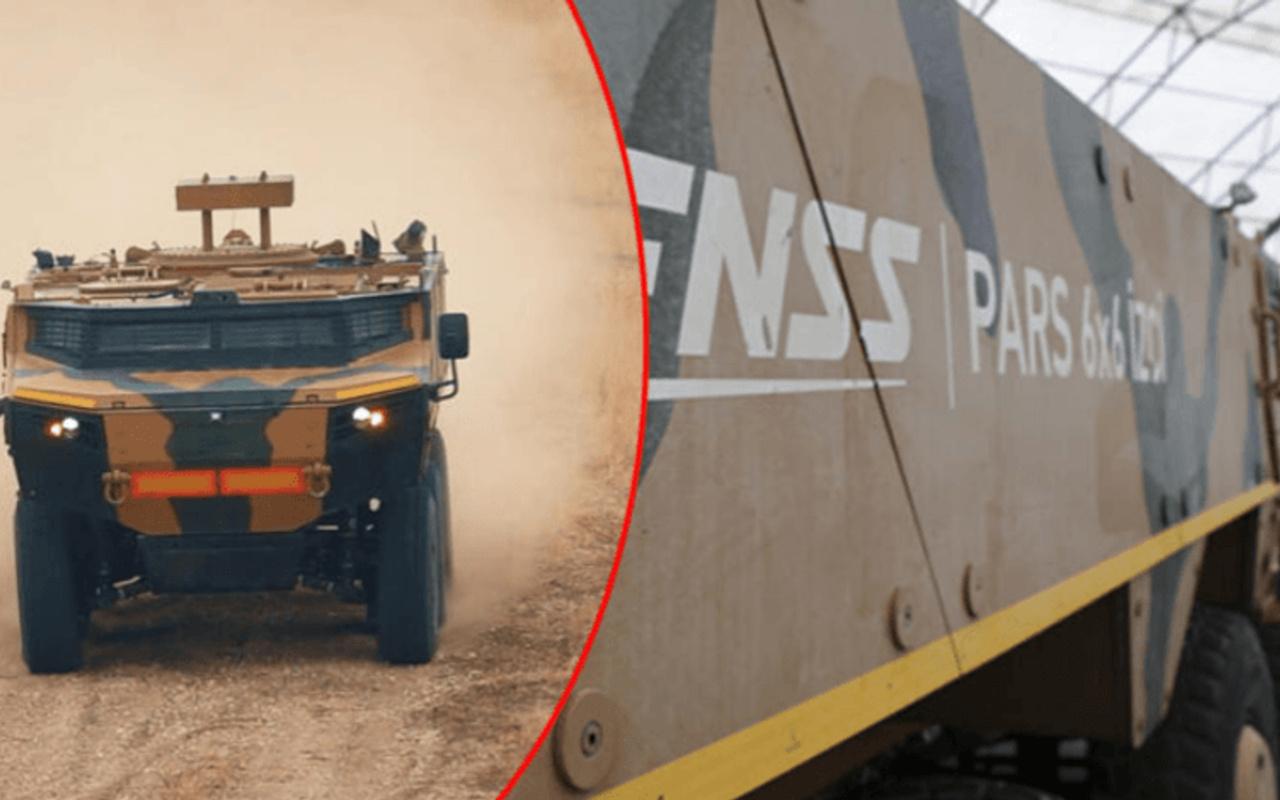Pars İzci 6x6 ve 8x8 için seri üretimine geçiliyor! Türkiye'nin gücüne güç katacak