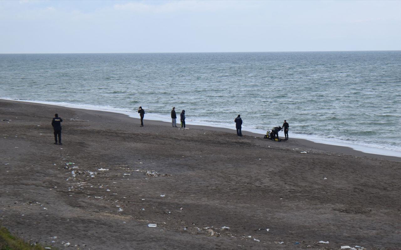 Eşyaları sahilde bulundu! Düzce'de kaybolan kişi için arama çalışması başlatıldı