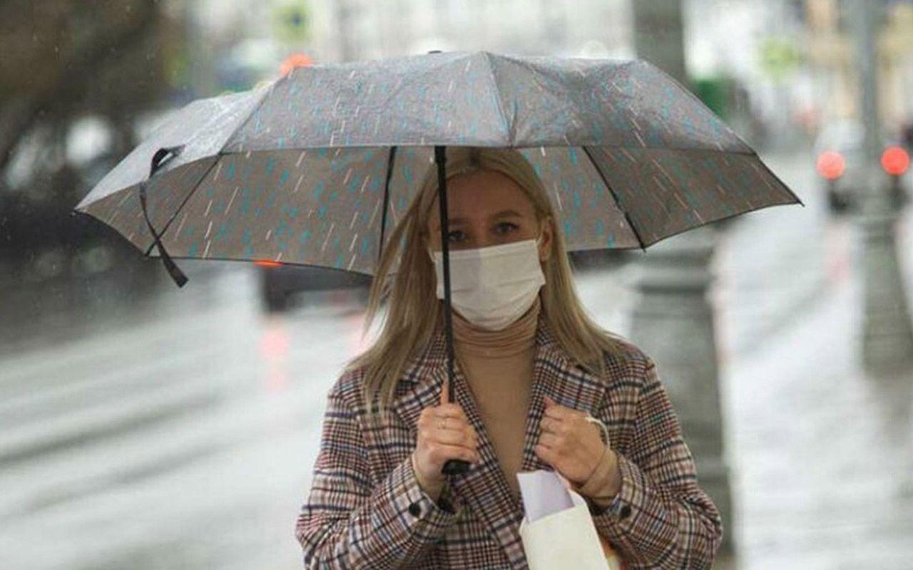 İstanbul, Ankara ve İzmir'de yağmur! Meteoroloji Türkiye'yi uyardı: 1 hafta yağış var