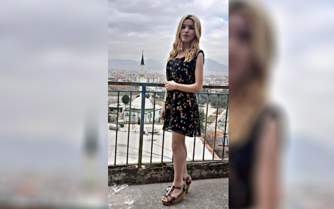 Burdur'da parkta bıçaklı vahşet! 17 yaşındaki genç kız öldürüldü