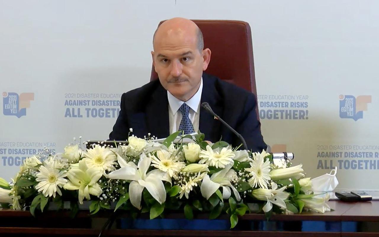 İçişleri Bakanı Süleyman Soylu: İdlib'de 32 bin 134 briket evi tamamladık