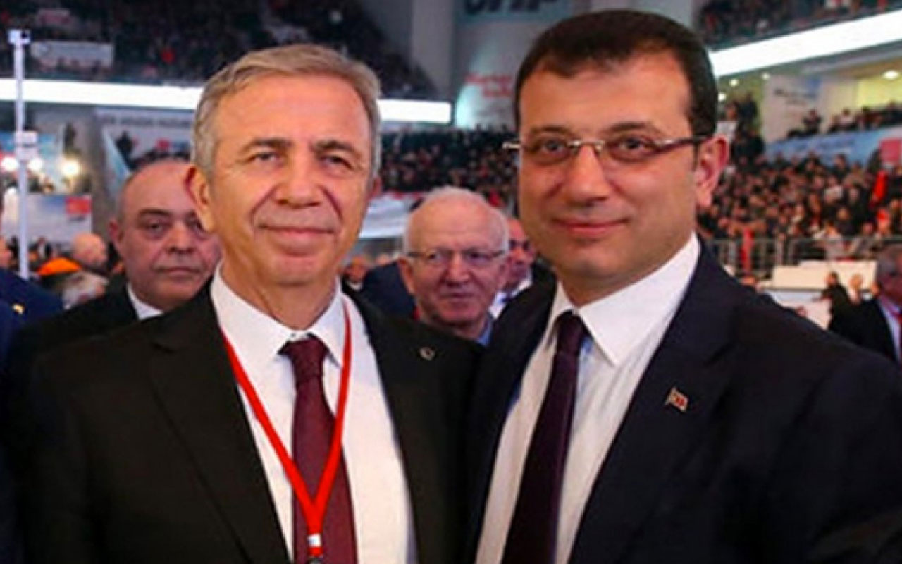 Mansur Yavaş'tan ceza alan İBB Başkanı Ekrem İmamoğlu'na destek mesajı