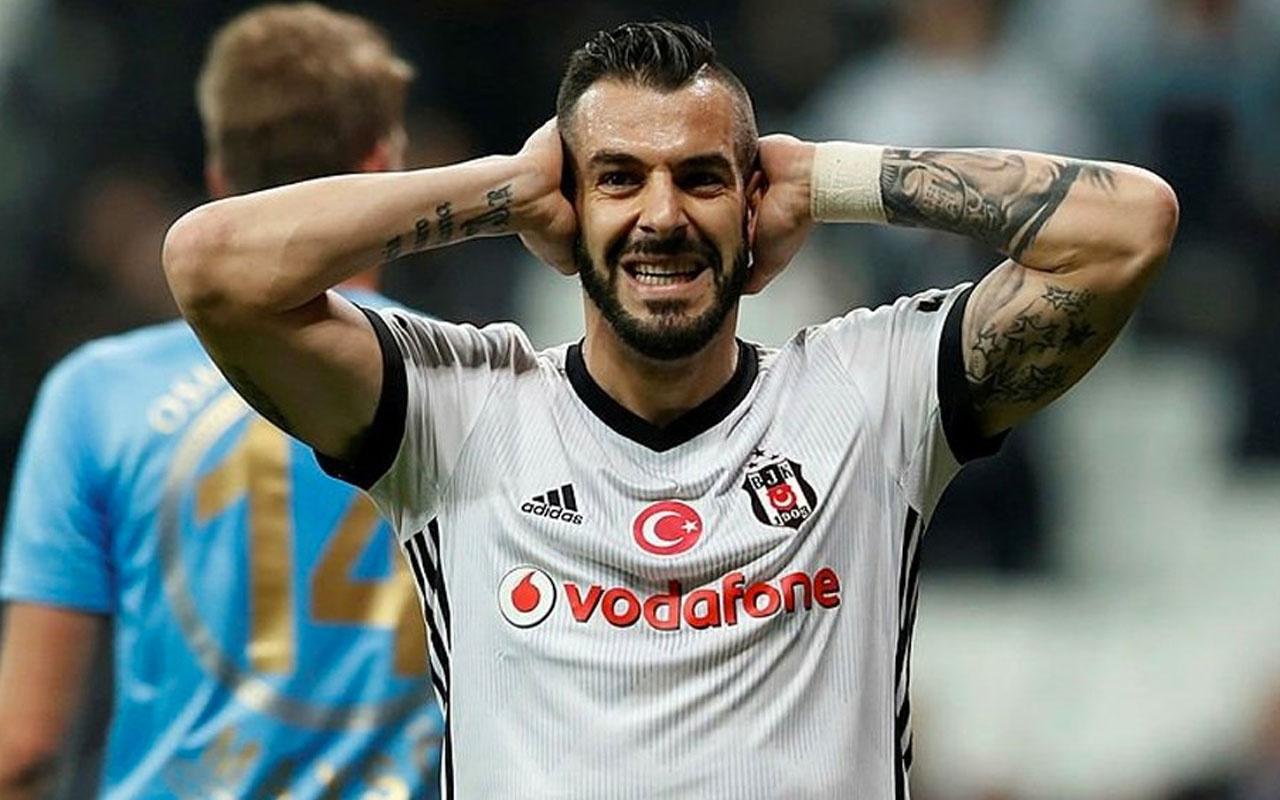 Negroda'dan Beşiktaş itirafı: Kalbimde bir sızı