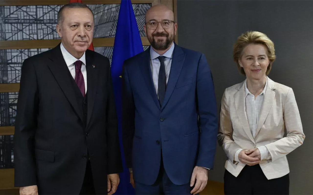 Avrupa Birliği: Erdoğan ile görüşme ilişkilerin geliştirilmesine odaklanacak