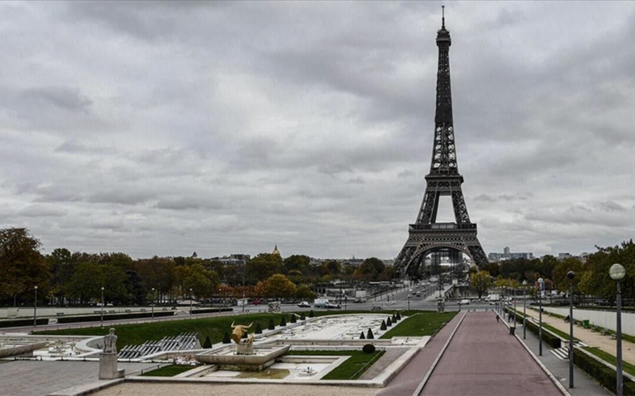 Fransa'da tam sokağa çıkma yasağı kararı