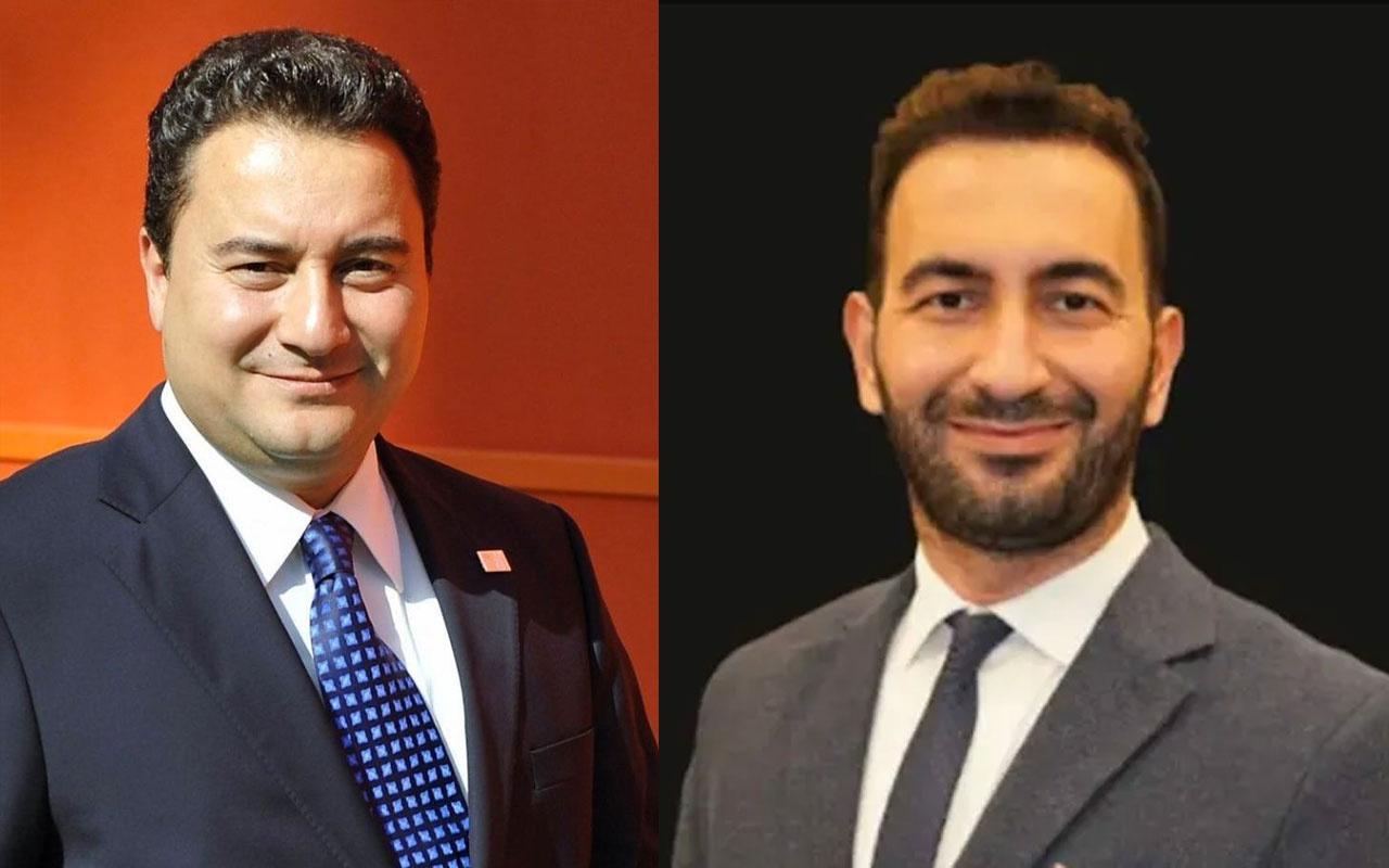DEVA Partisi İstanbul İl Başkan Yardımcısı Aksoy istifa etti! Andımıza hayvani ihtiyaç demişti
