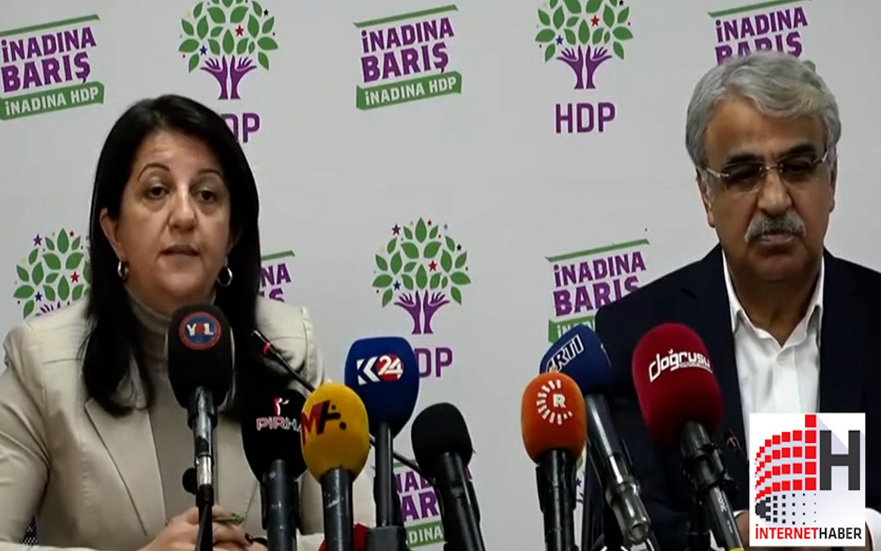 HDP'li Pervin Buldan'dan kapatma davası yorumu: Oy oranımız yüzde 20'ye yükseldi