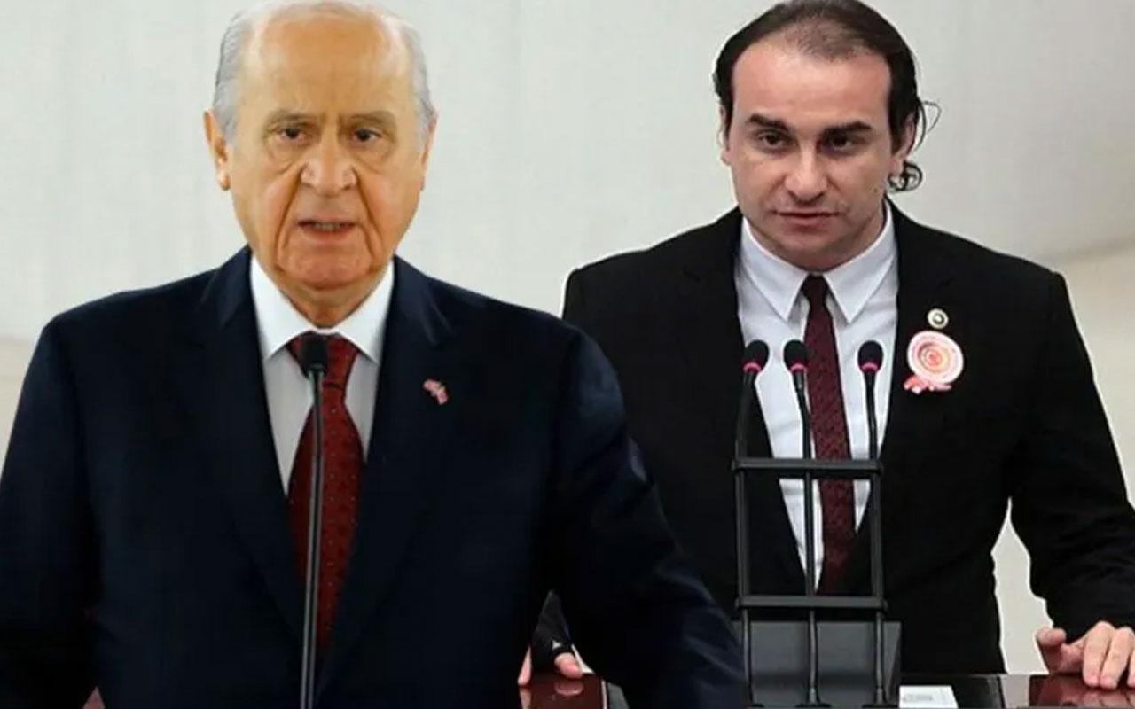 Kutalmış Türkeş'ten Bahçeli'ye 'Andımız' çağrısı: Devlet Bey, işte beklediğin an