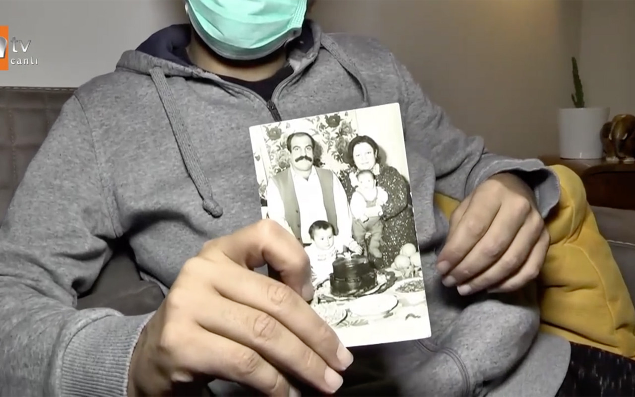 Erman Akalp ölmemek için ailesini arıyordu Müge Anlı DNA sonuçlarını açıkladı