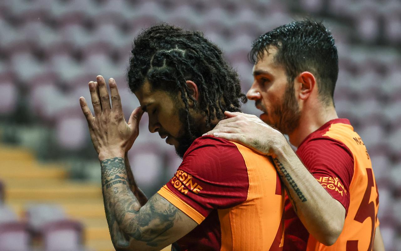 Galatasaray defansının 3 kilit ismi ismi cezalı duruma düştü