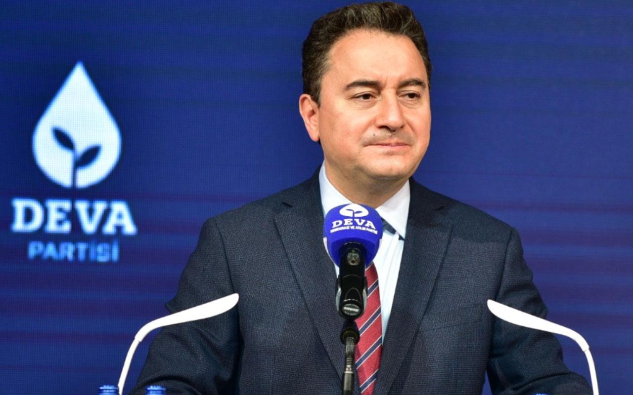 Ali Babacan'dan 'Merkez Bankası faiz kararı' yorumu: Bunun hesabını birilerinin vermesi lazım