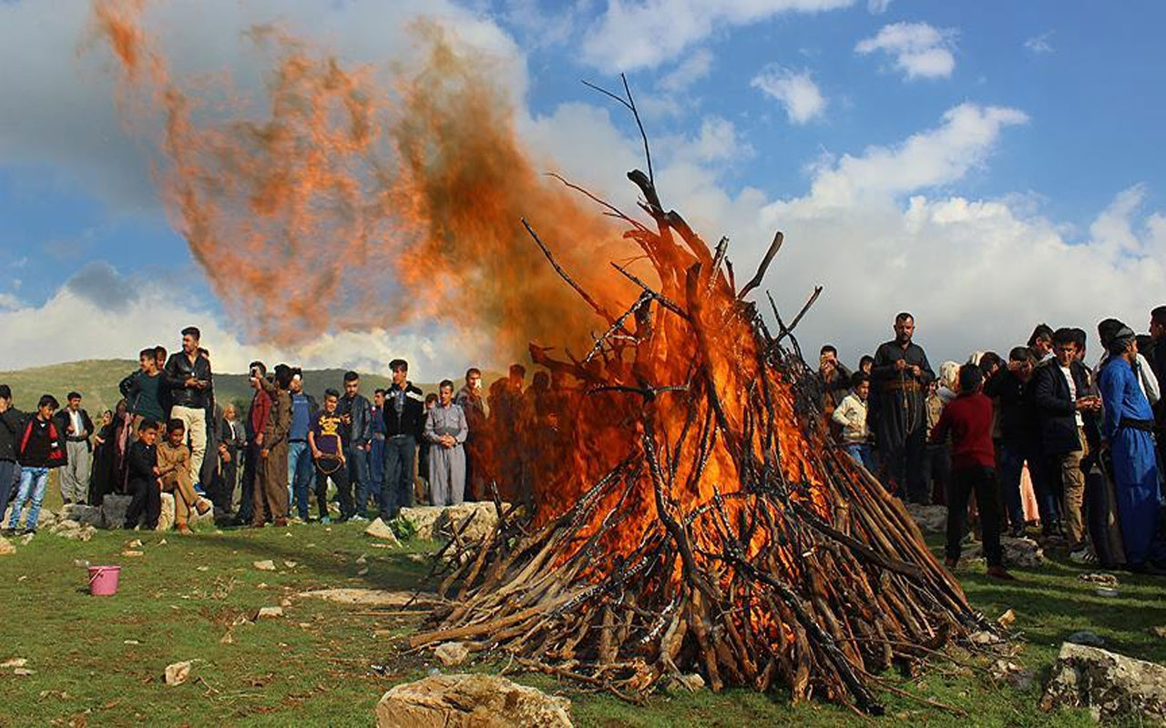 Diyarbakır'da HDP'nin nevruz etkinliğine izin çıktı! Alana giriş HES koduyla
