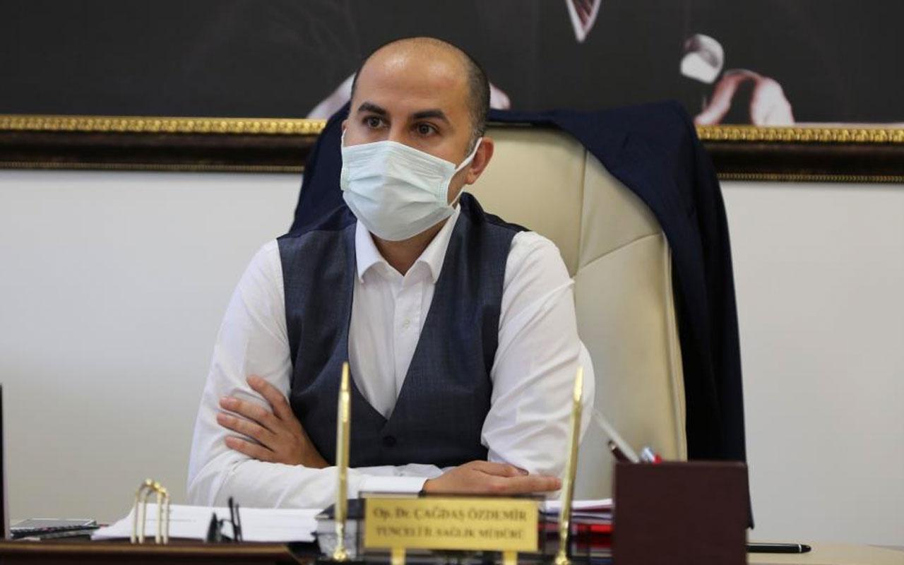 Tunceli'de hedef kitlenin yüzde 80'i aşılandı işte sonuçlar
