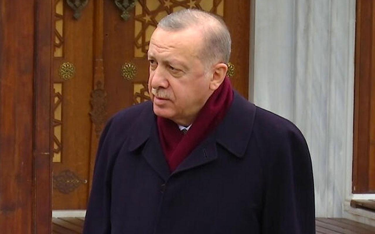 Cumhurbaşkanı Erdoğan: 2023'ün manifestosunu Çarşamba günü açıklayacağım