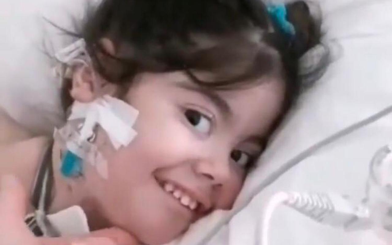 SMA-tip1 hastası Havin Ömür'ün annesi: Bebeğimin ölmesine izin vermeyin!