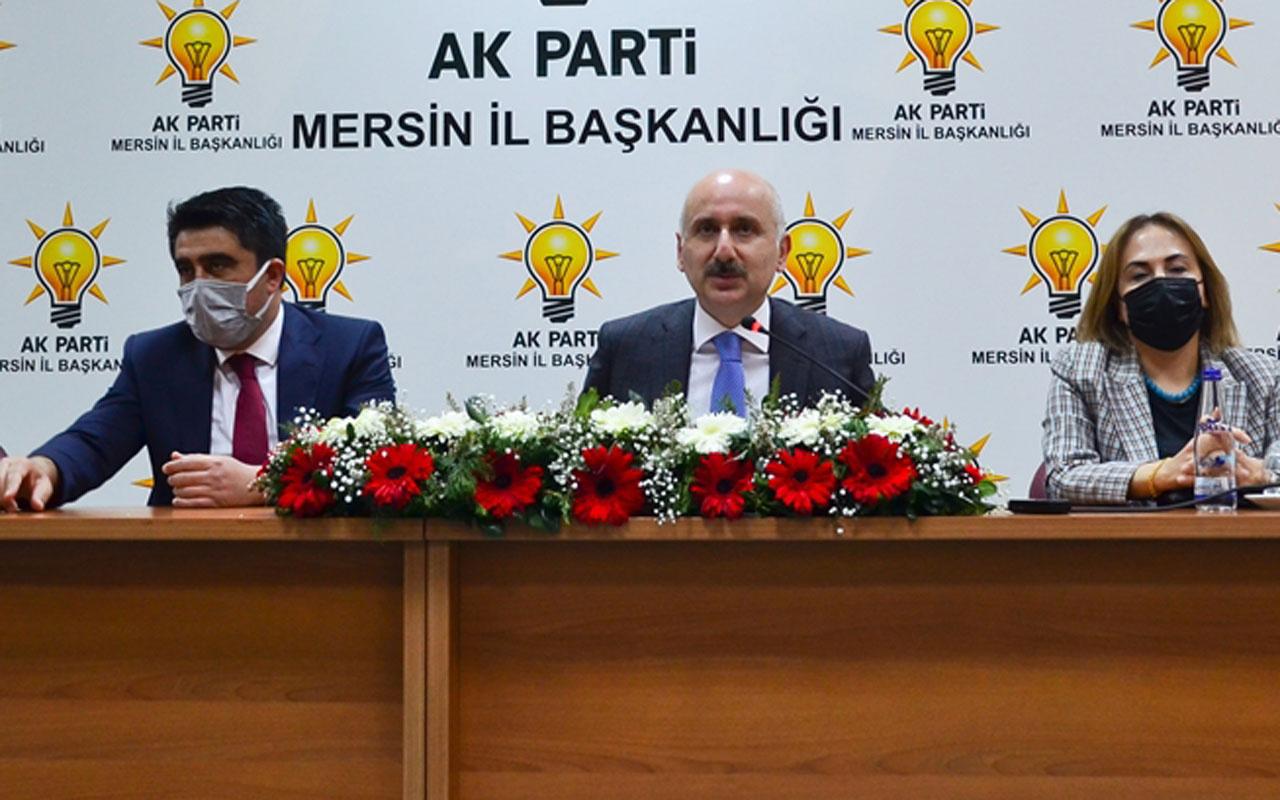 Bakan Karaismailoğlu duyurdu: En az 4 bin insanımıza istihdam
