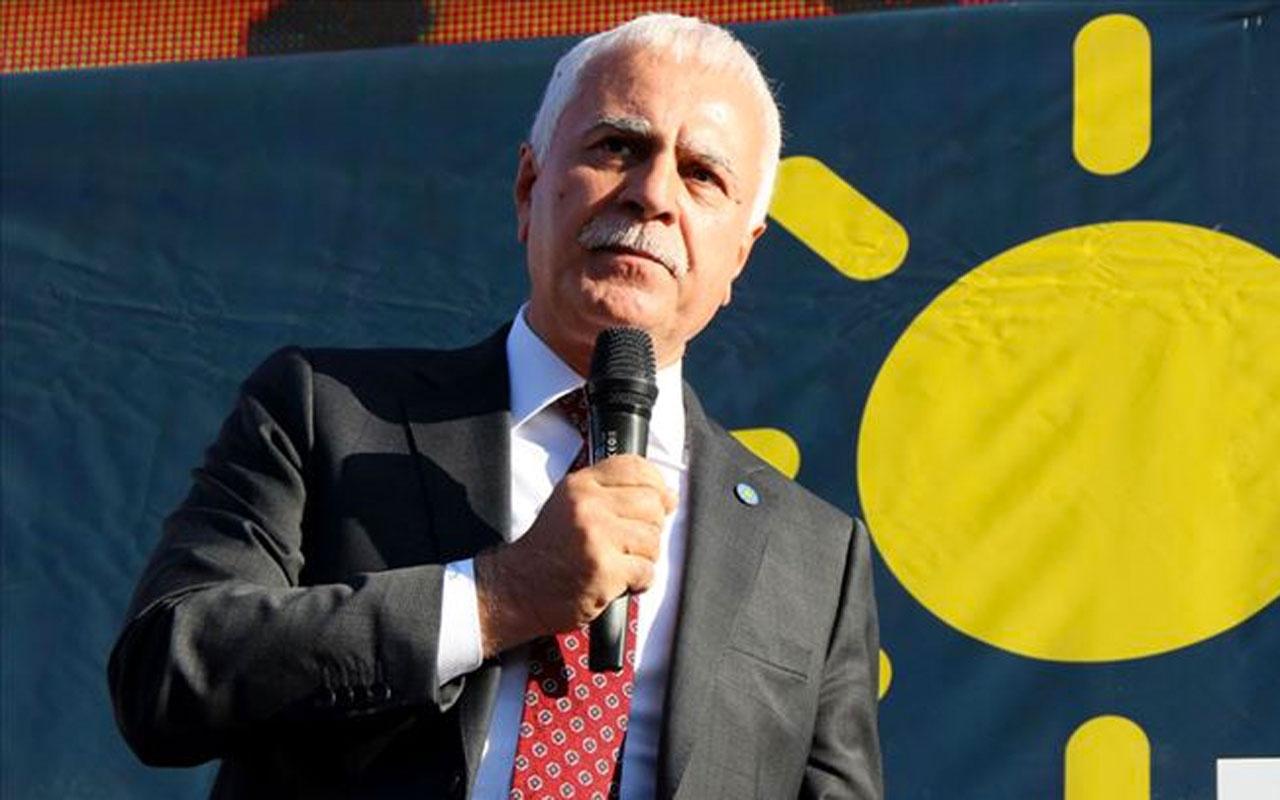 İYİ Partili Koray Aydın'dan HDP'ye kapatma davası yorumu: Öğleden sonra günaydın