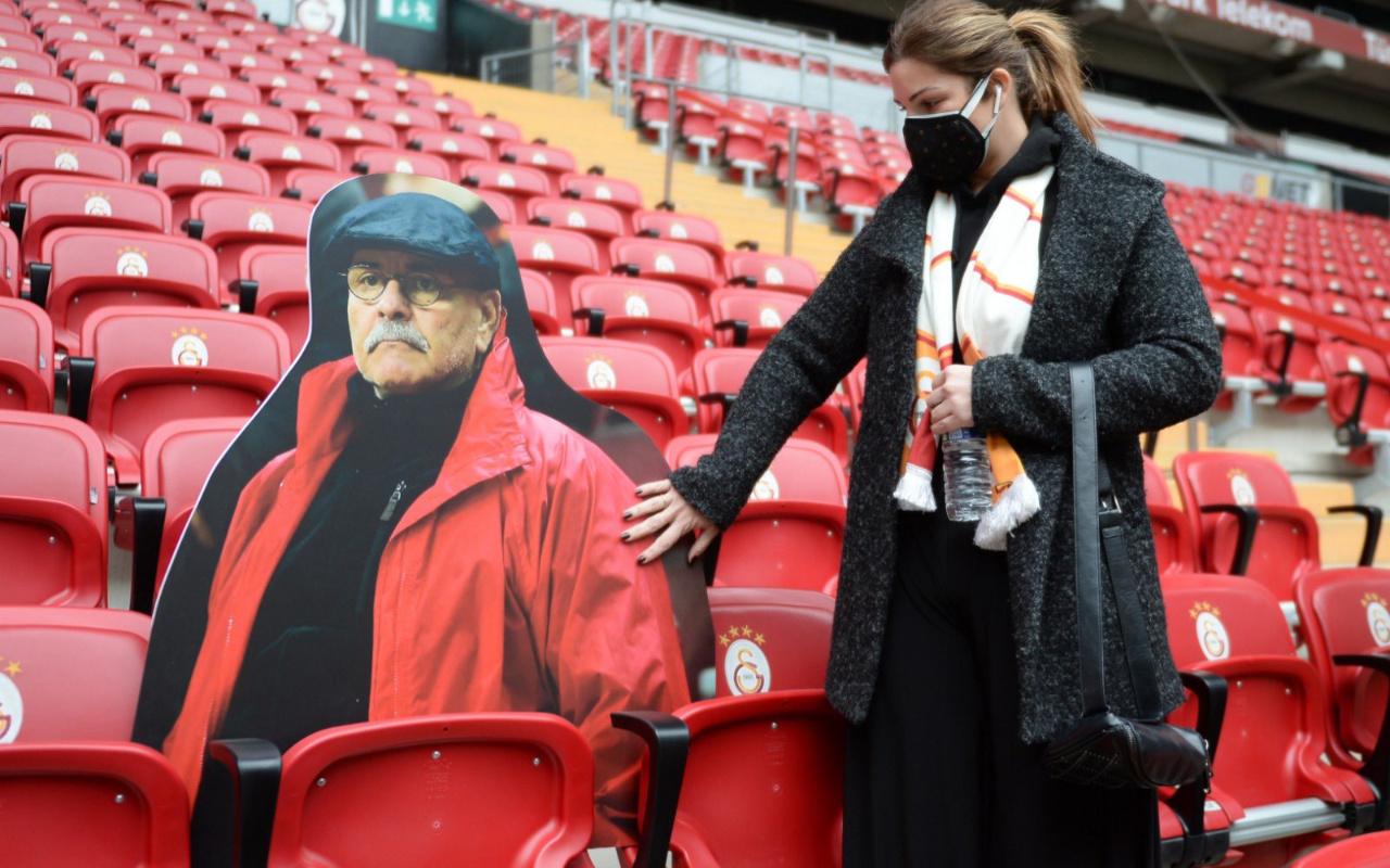 Galatasaray'dan Rasim Öztekin için unutulmayacak anma