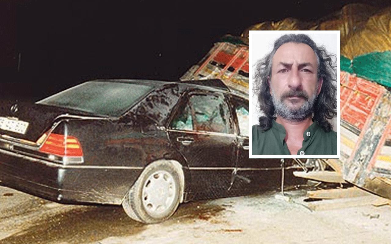 'Susurluk kazası' davasının avukatlarından İsmail Kavşut Balıkesir'de evinde ölü bulundu