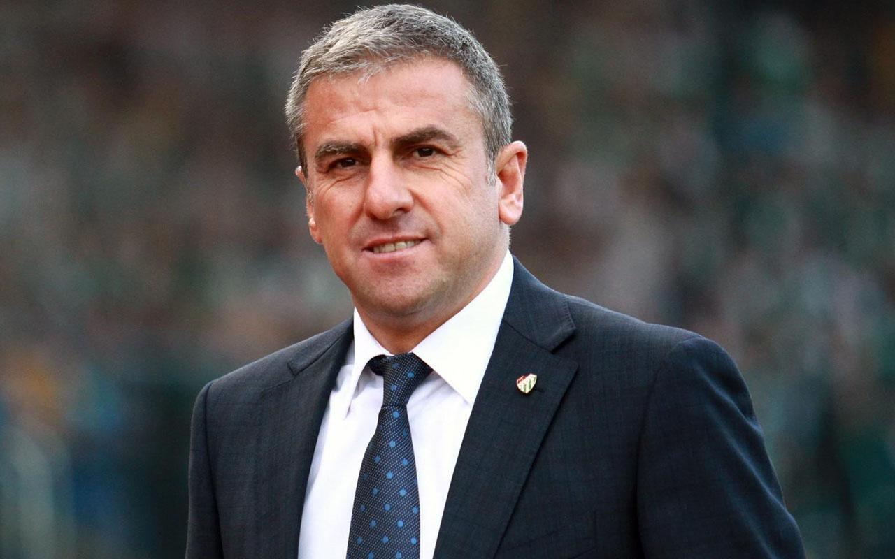 Hamza Hamzaoğlu Kayserispor'un başına geçti