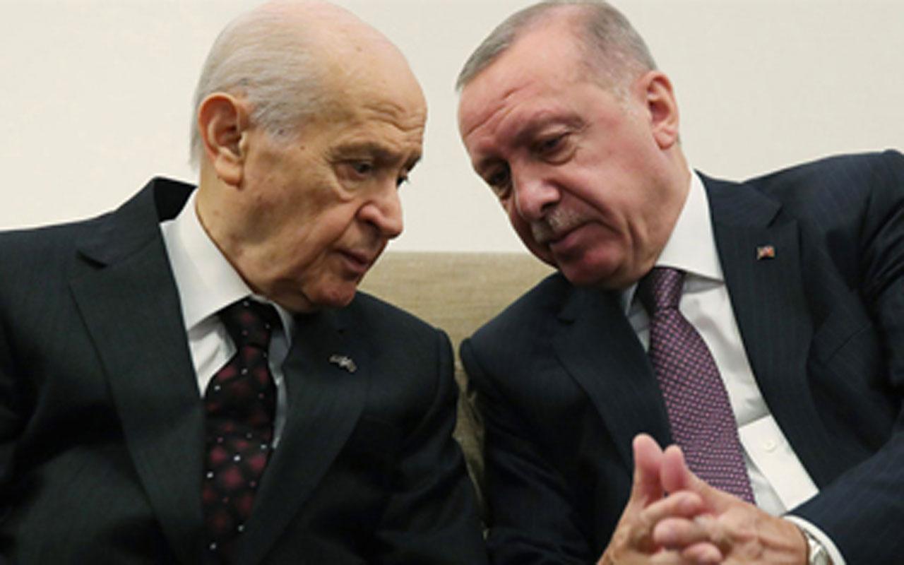 Devlet Bahçeli'nin 24 Mart tavrı belli oldu! MHP 5 kişilik heyetle katılacaK