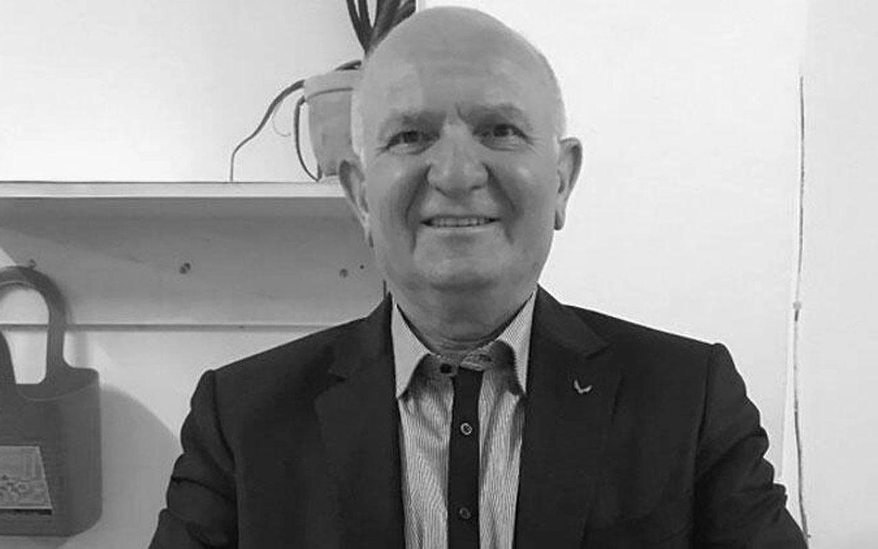 Eski FIFA hakemi ve MHK Başkanı Bülent Yavuz hayatını kaybetti
