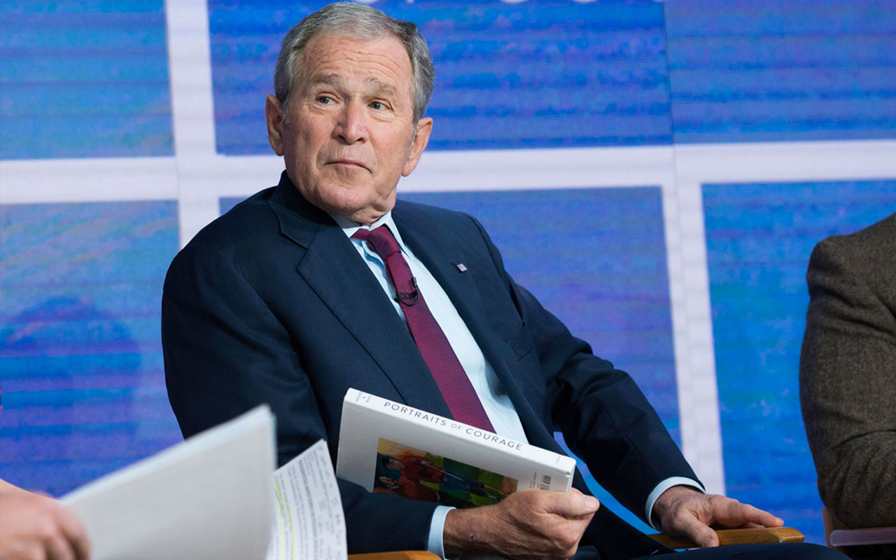 Bush'tan ülkedeki kayıtsız göçmenlere 'vatandaşlık verilmesi' çağrısı