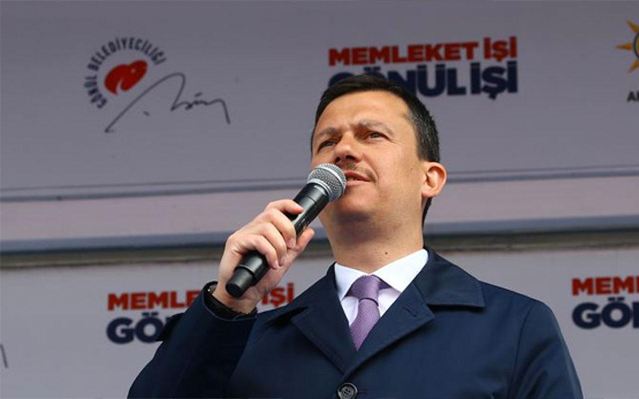 Fatih Şahin: Andlaşmaların sona erdirilmesi yetkisi Cumhurbaşkanlığı'na tanınmıştır