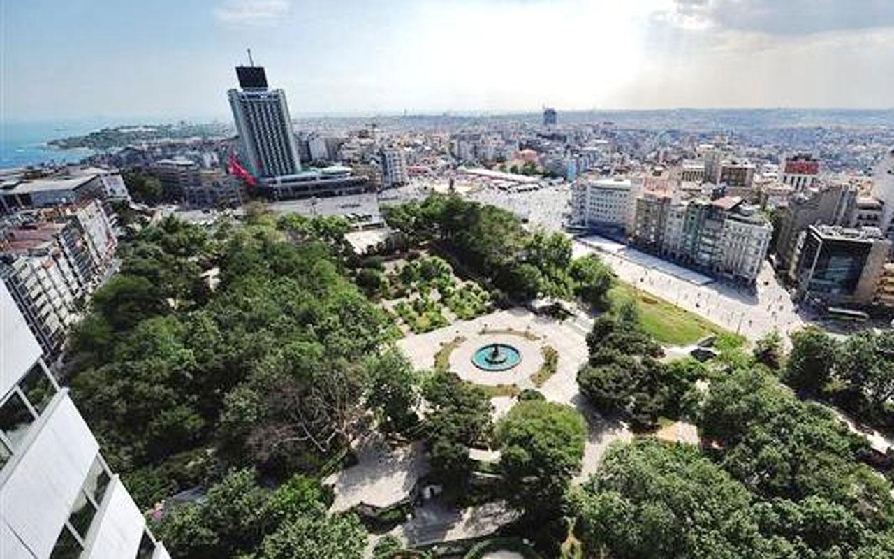 İBB'den sert 'Gezi Parkı' açıklaması: Gasp edilmiştir