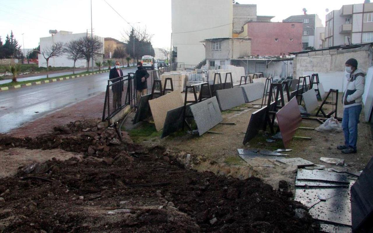 Kilis'e atılan roketlere TSK misliyle cevap verdi 20'den fazla hedef imha edildi