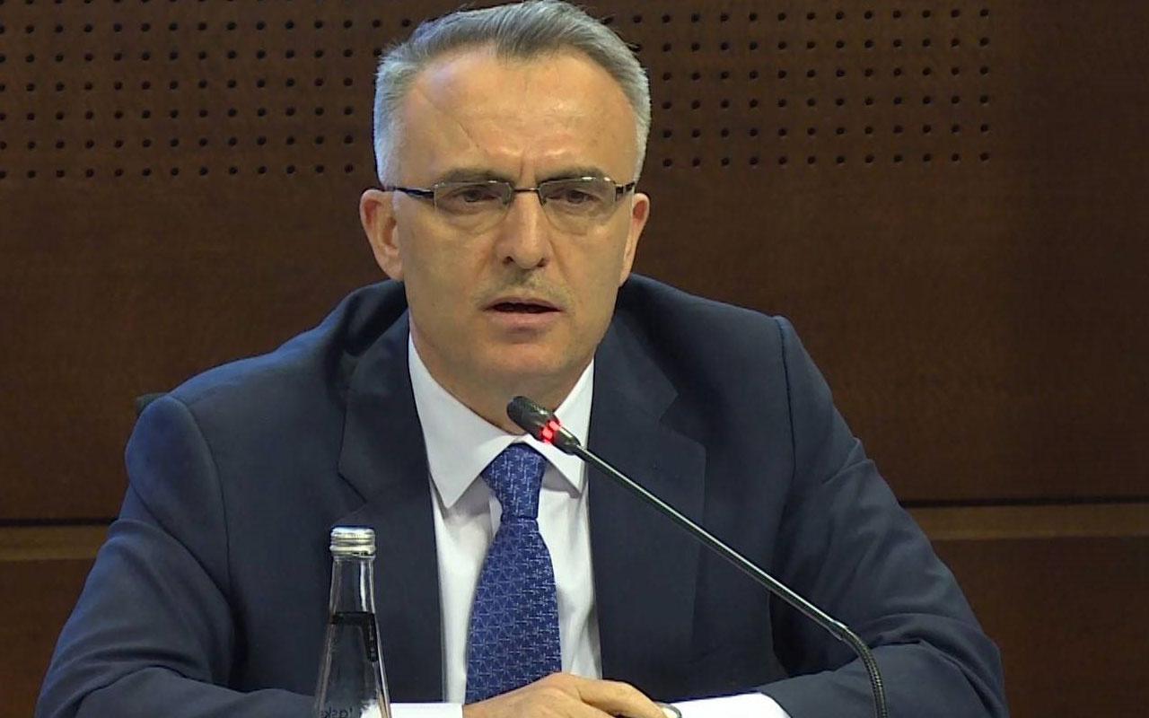 Merkez Bankası Başkanı Naci Ağbal gece yarısı görevden alındı