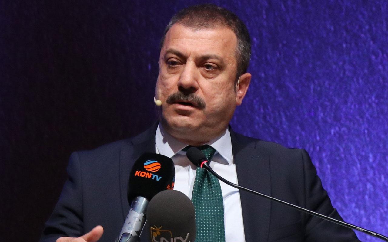 Şahap Kavcıoğlu: Ekonomimiz güçlü temeller üzerinde yükselecek