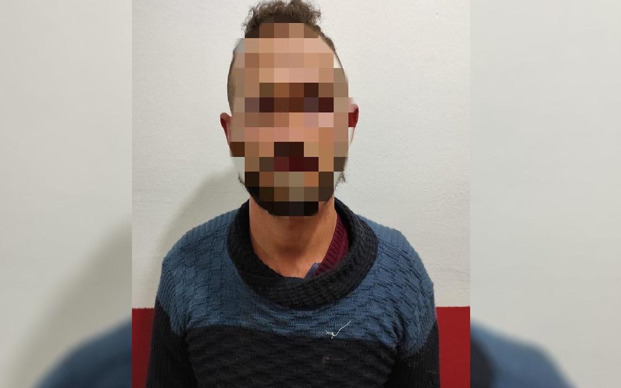Türkiye'ye kaçak girmek isterken PKK'lı terörist jandarma tarafından yakalandı