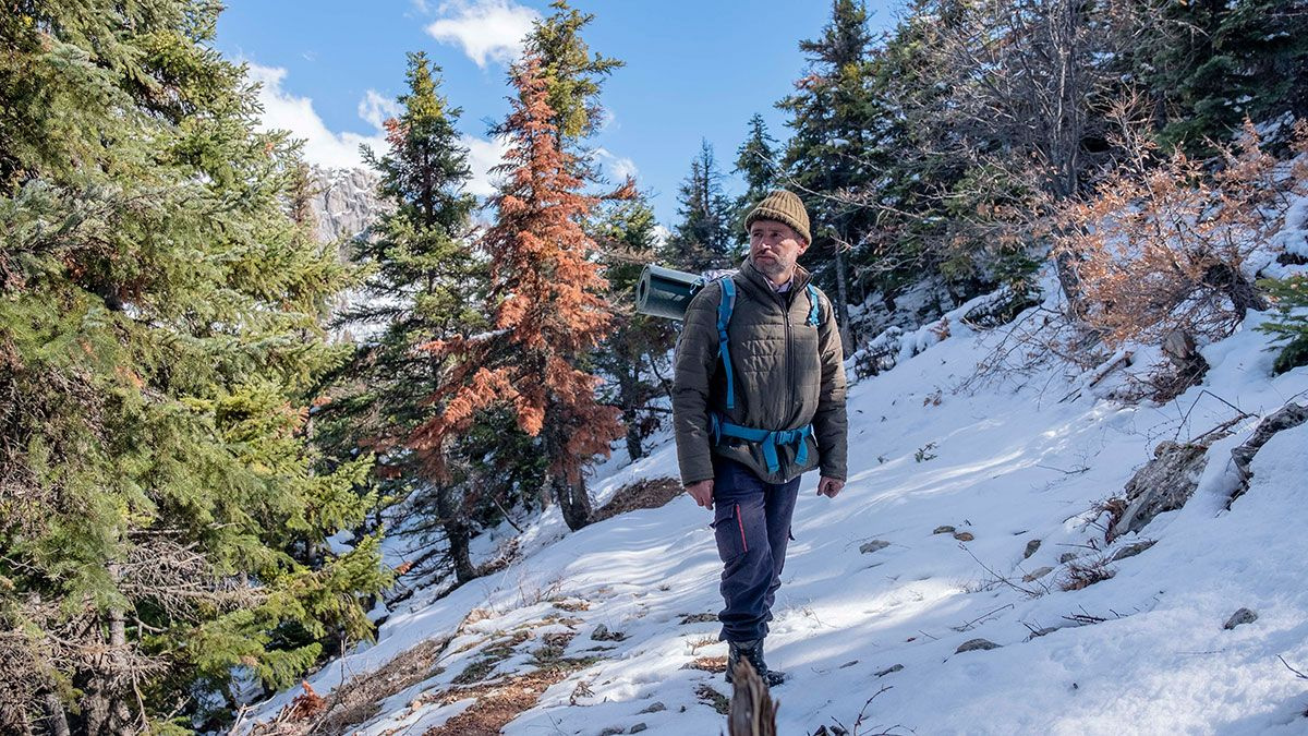 Babası 6 yaşında Toros Dağlarına bıraktı 9 yıl yaban hayatı yaşadı! Şimdi. bir kahraman