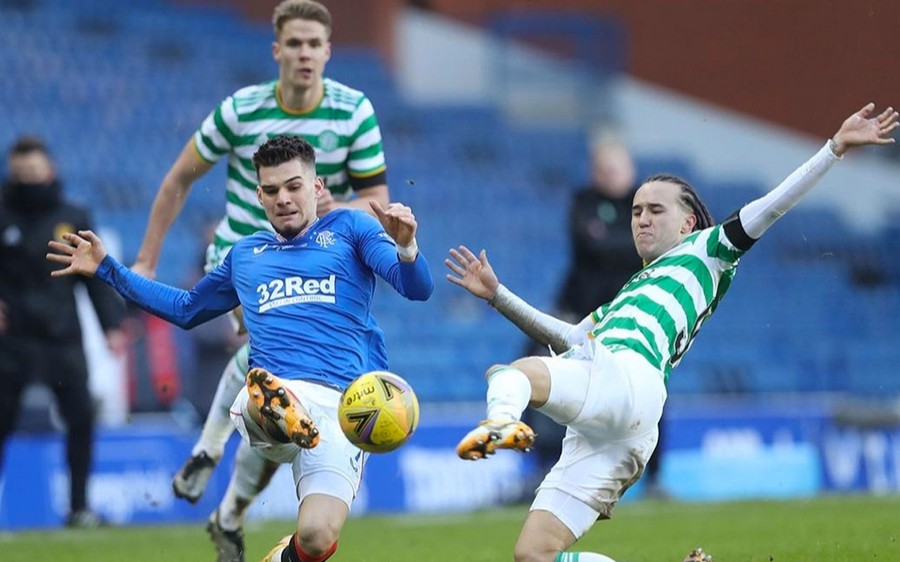 İskoçya derbisinde Celtic ile Rangers berabere kaldı