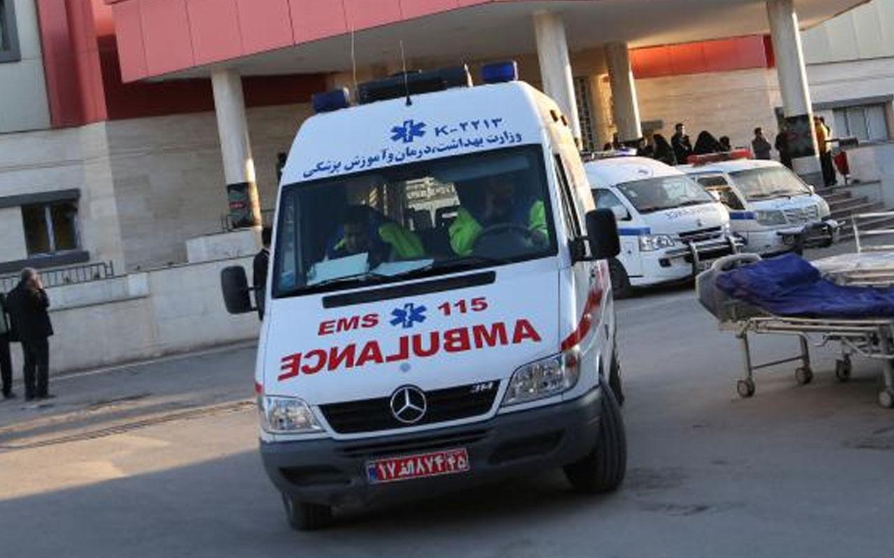 İran'da bombalı saldırı! 1 ölü 3 yaralı
