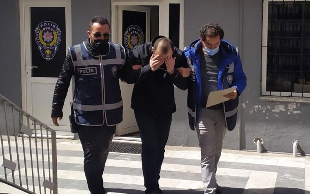Babasını öldüren cezaevi firarisi Muğla'da yakalandı