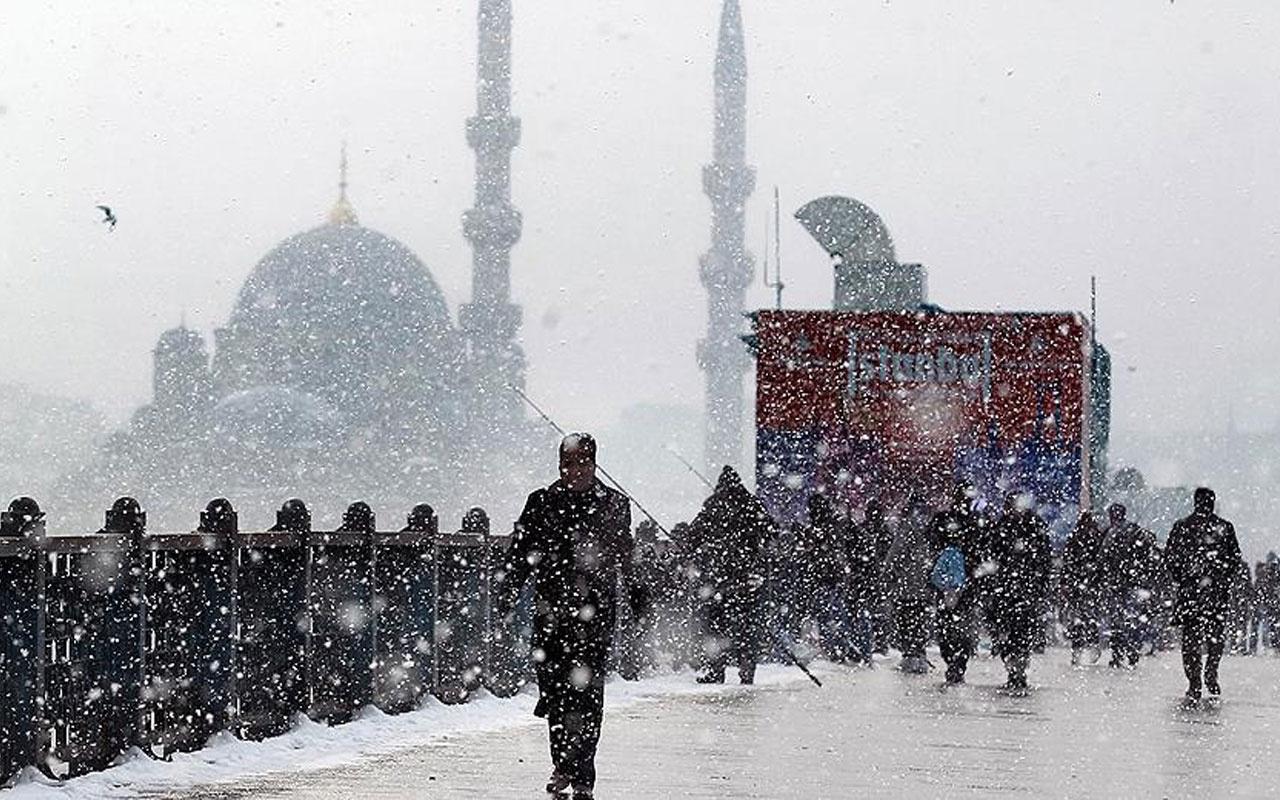 İstanbul'a kar yağacak mı? Hava Tahmin Uzmanı Dr. Levent Yalçın tarih verdi