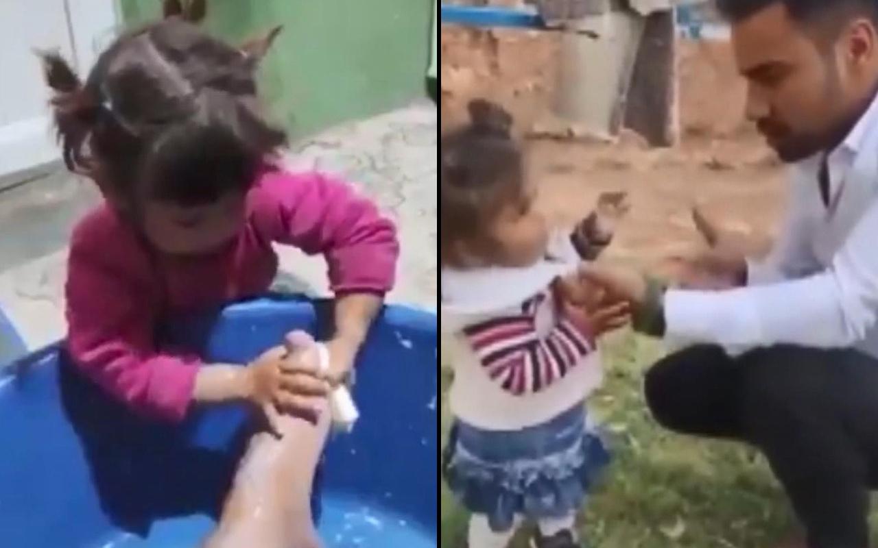 Şanlıurfa'da küçük çocuğa tokat atılıp sigara içirilen görüntülere tepki yağdı