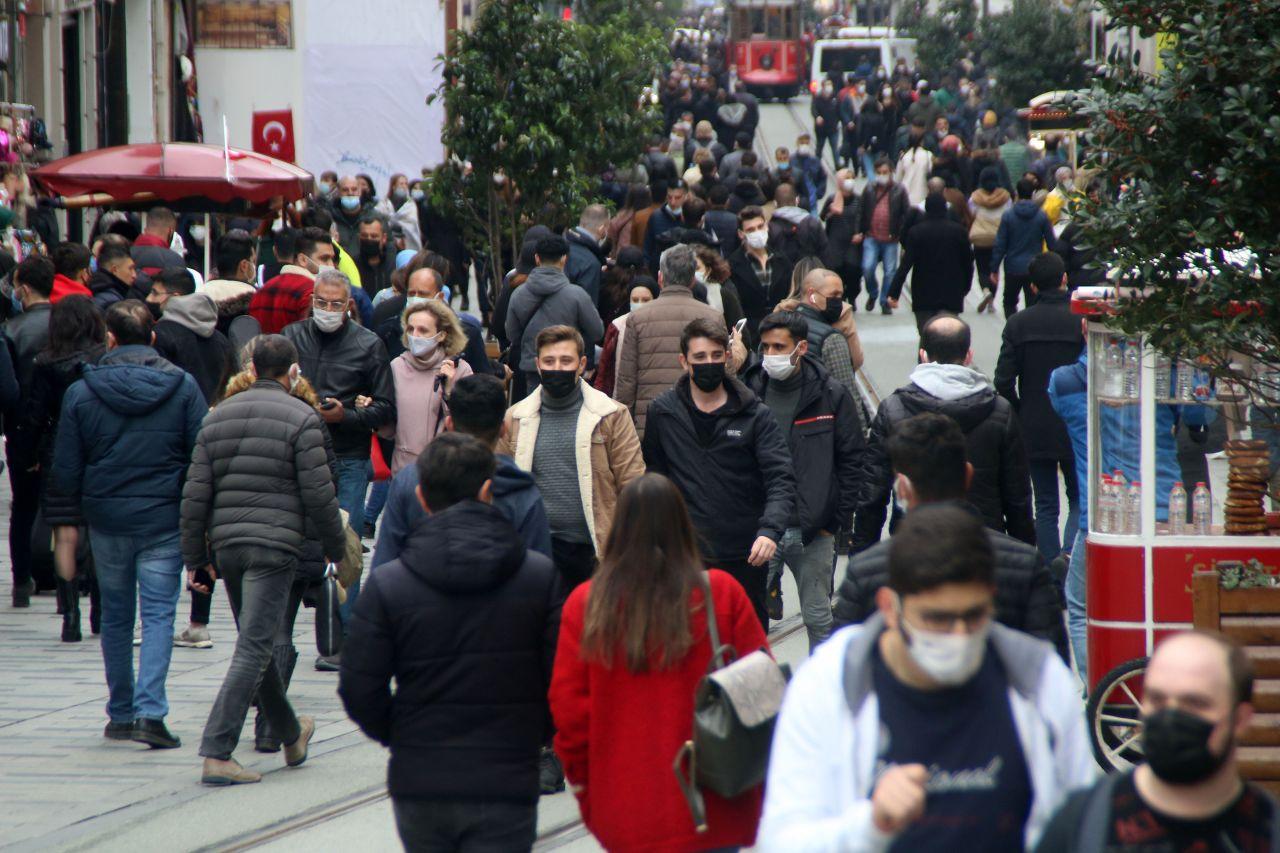 İstanbul ilçelerinin Covid-19 vaka sayıları! Koronavirüs patlama yaptı