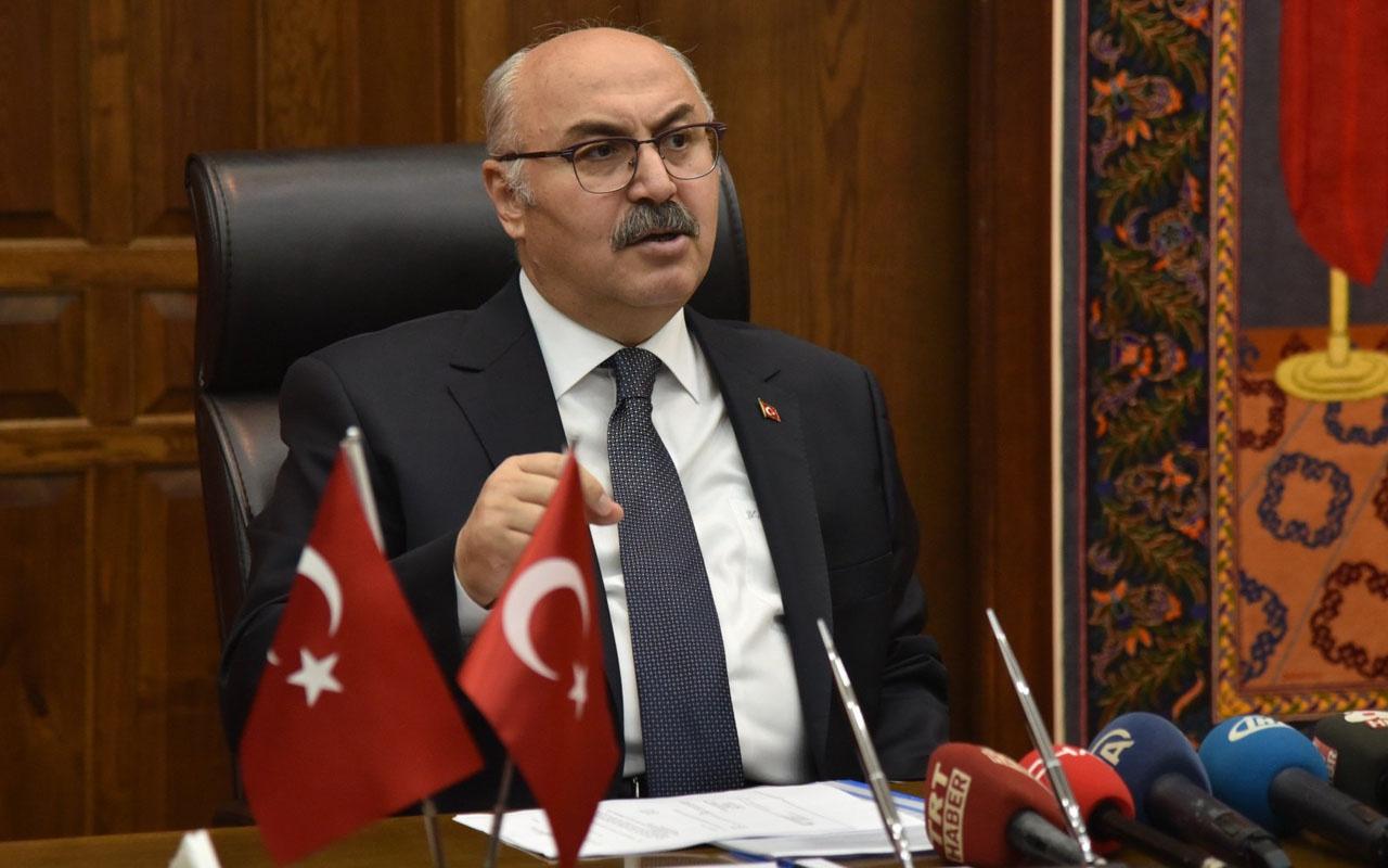 Vali Yavuz Selim Köşger İzmir'i uyardı: Kritik eşiği aşmış bulunuyoruz