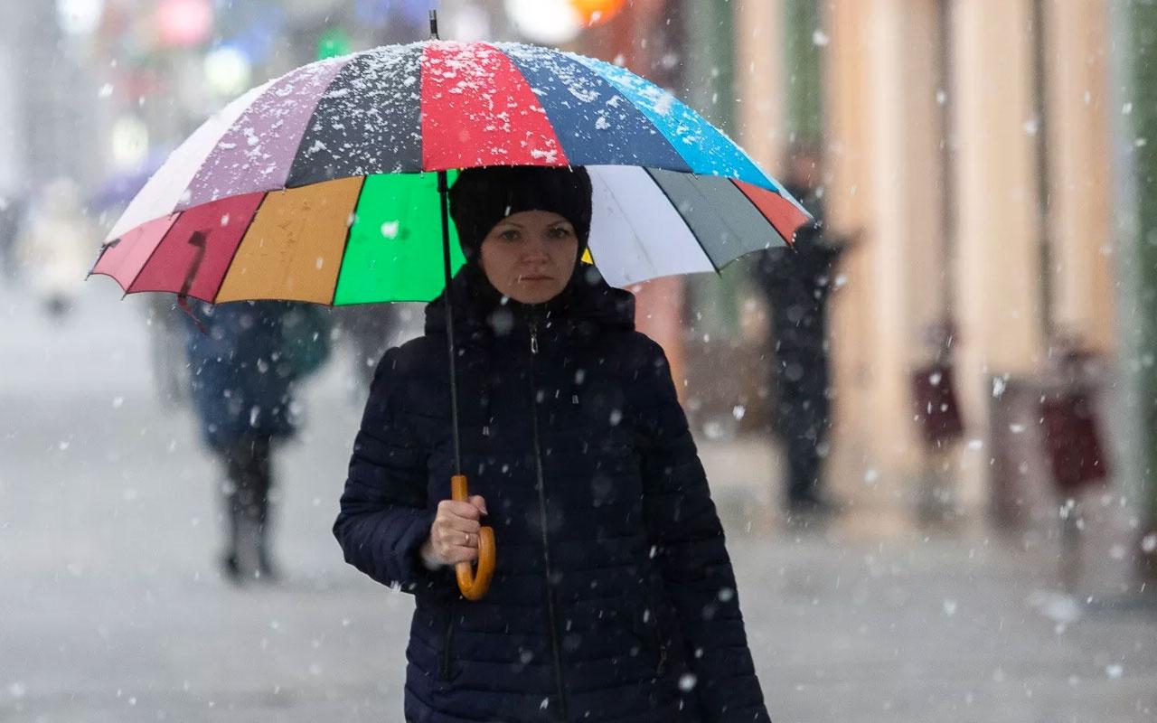 Bugün bahar yarından sonra kar kış 4 gün sıra dışı meteoroloji olaylar olacak!