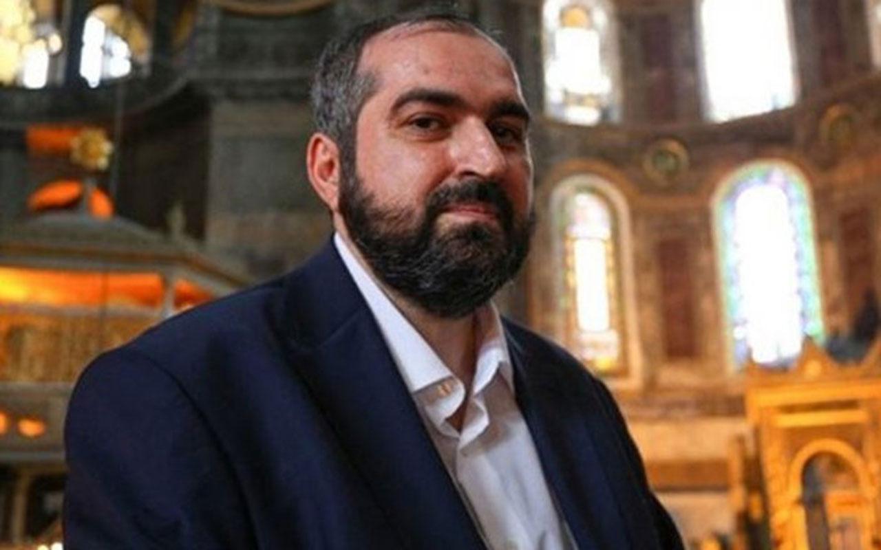 Ayasofya baş imamlığından ayrılan Mehmet Boynukalın'dan açıklama geldi! Bakın neden bırakmış
