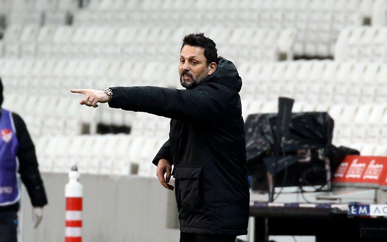 Beşiktaş-Fenerbahçe derbisi sonrası bomba sözler: Ben Erol Bulut olsam bugün istifa etmiştim