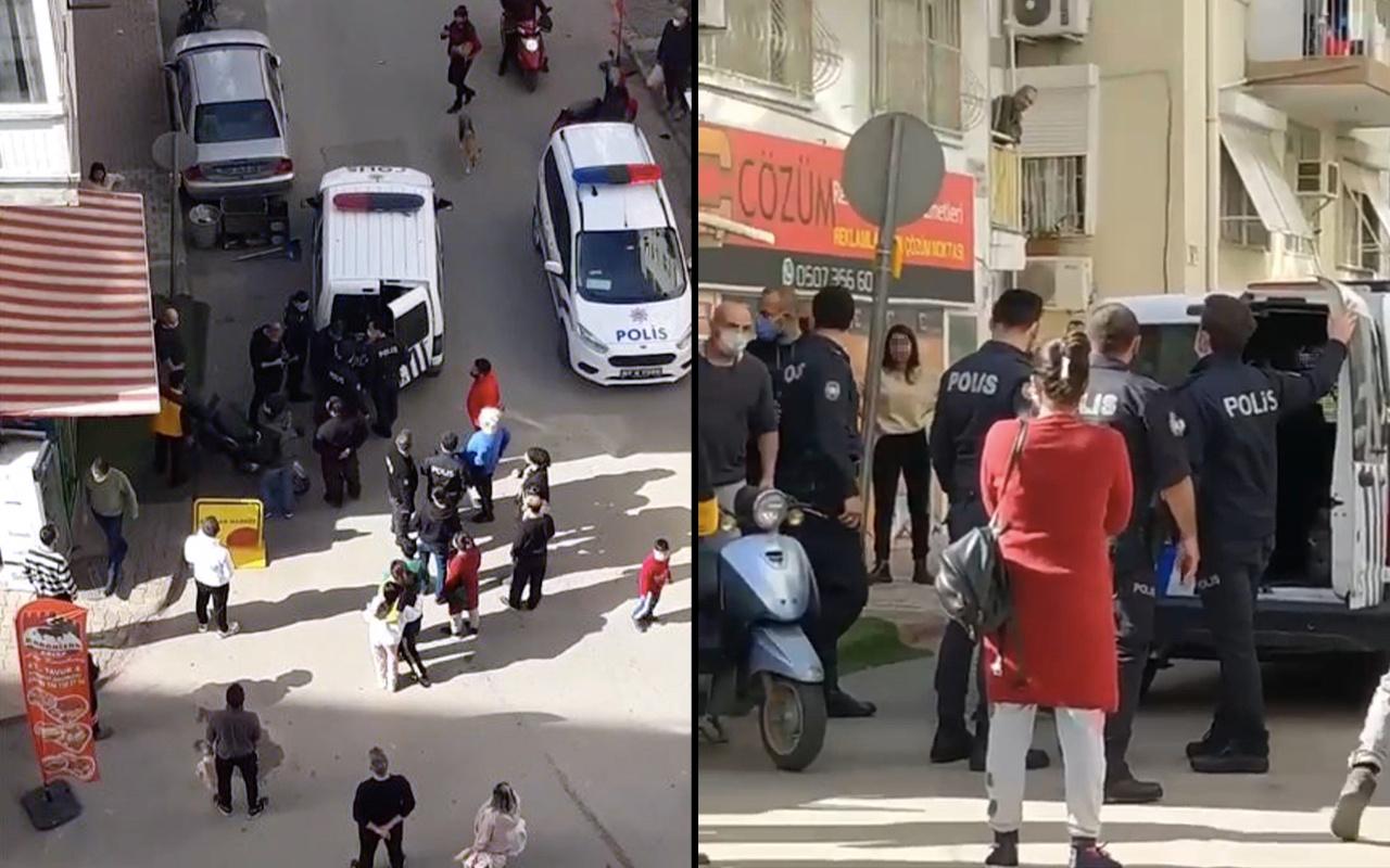 Antalya'da küçük kıza taciz iddiası ortalığı karıştırdı