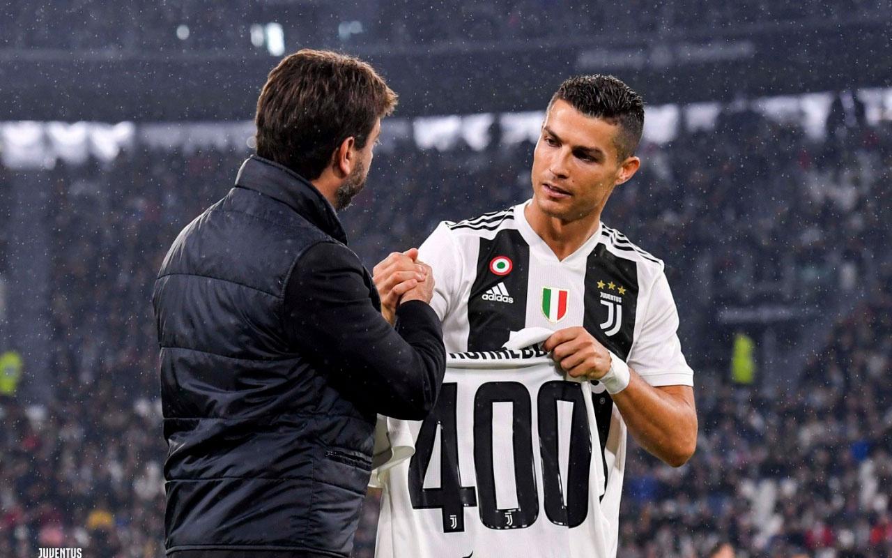 Juventus, Cristiano Ronaldo için kararını açıkladı