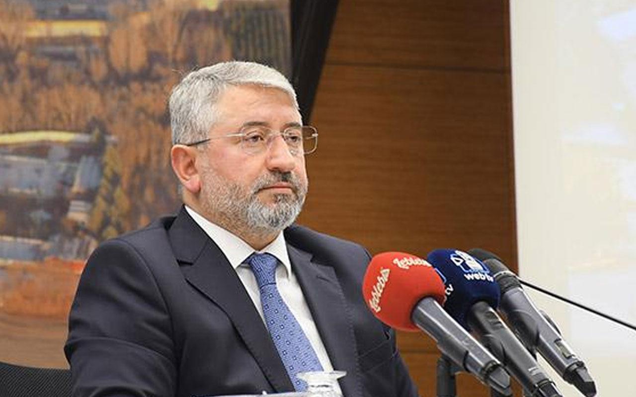 Çorum Belediye Başkanı Halil İbrahim Aşgın'ın koronavirüse yakalandı